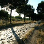 Odcinek Via Appia Antica