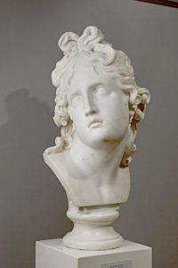Rzym wystawa Canova - Geniusz śmierci