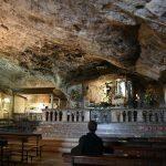 Monte Sant'Angelo - grota objawień św. Michała Archanioła