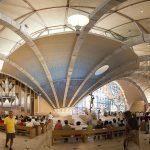 San Giovanni Rotondo - wnętrze nowej bazyliki