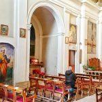Kościół QUO VADIS - wnętrze