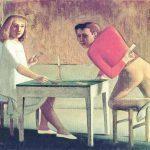 Balthus - Gra w karty