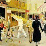 Balthus - Ulica