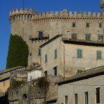 Zamek w Bracciano