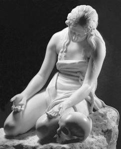 Rzym wystawa Canova - Magdalena