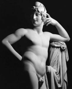 Rzym wystawa Canova - Parys