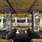 Cerveteri - wnętrze grobowca