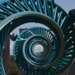 Rollercoaster ALTAIR - spirala