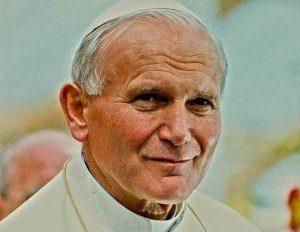 Jan Paweł II - portret