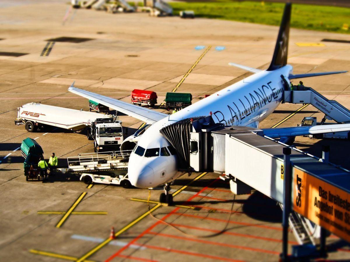 Lotnisko RZYM FIUMICINO (FCO)