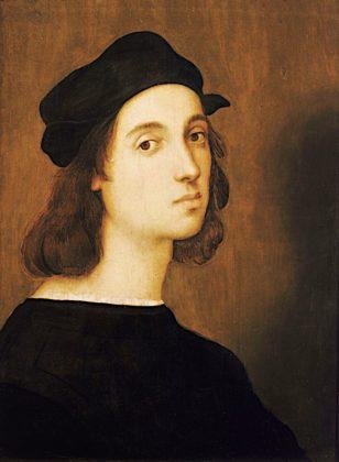 Rafael - autoportret
