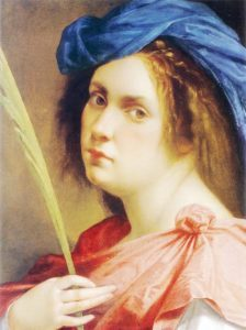 rzym-artemisia-gentileschi-autoportret