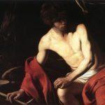 Św. Jan Chrzciciel na pustyni