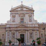 Rzym - kościół św. Zuzanny - fasada Maderny