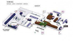 Lotnisko CIAMPINO - terminal