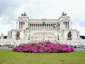 Ołtarz Ojczyzny - Vittoriano