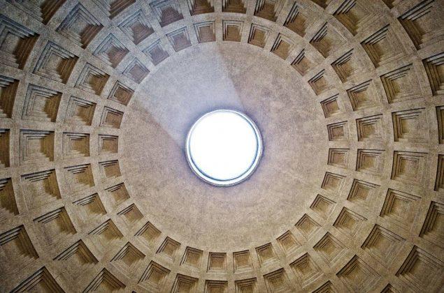 Panteon w Rzymie - kopuła