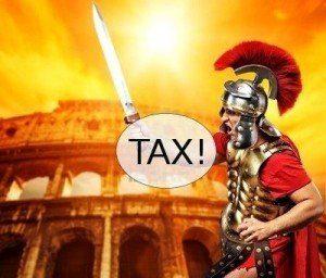 Rzym - podatek pobytowy