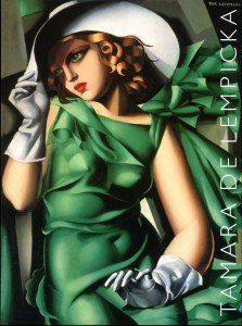 Dziewczyna w rękawiczkach - Tamara de Lempicka