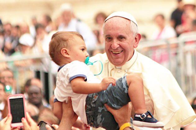 Watykan - papież Franciszek - audiencja powszechna