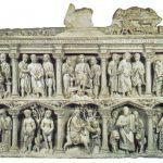 Skarbiec Watykański - sarkofag Juniusa Bassusa
