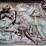 Pomnik grobowy Sykstusa IV - skarbiec bazyliki św. Piotra w Watykanie - Filosofia