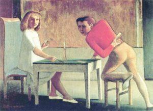 balthus-gra-w-karty-1950 1
