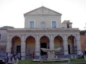 Rzym - Bazylika Santa Maria in Domnica