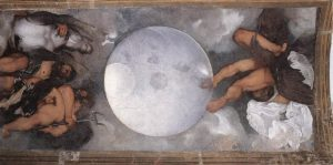 Caravaggio - Jowisz, Neptun, Pluton
