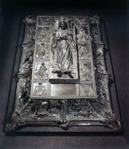Skarbiec bazyliki  - Pomnik grobowy Sykstusa IV
